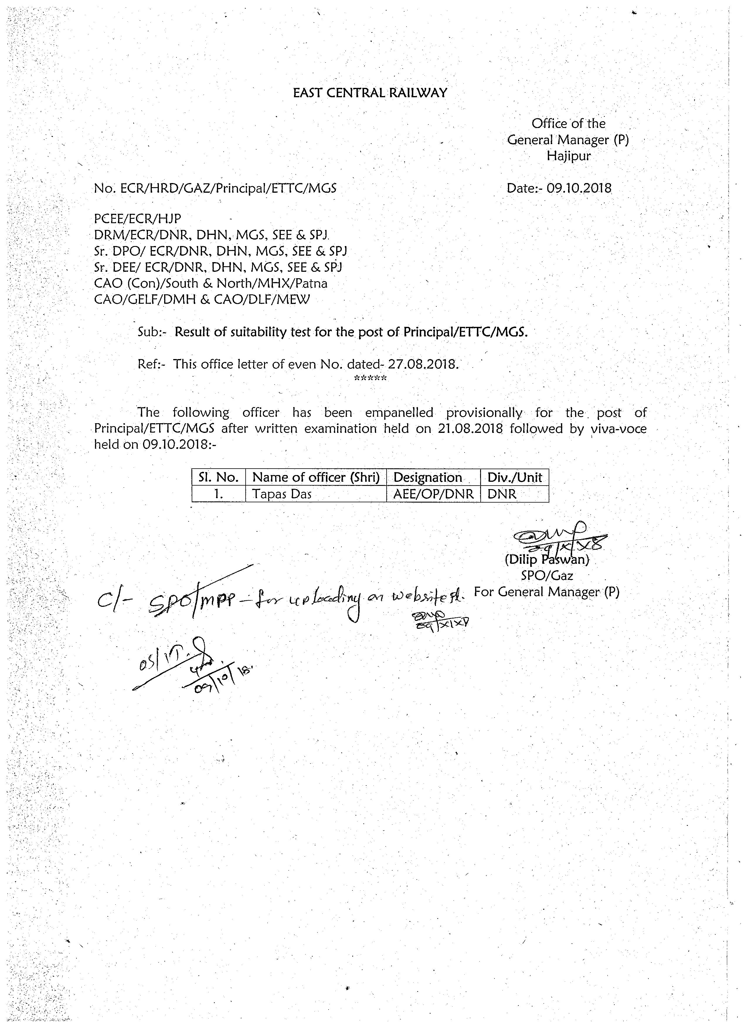 Railway recruitment 2018 - Indian railway jobs apply at www.rrb.gov ...